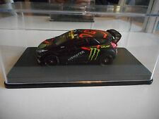 "Ixo Ford Fiesta WRC #63 ""Monster VR/46"" in Black on 1:43 in Box"
