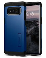 Custodia Samsung Galaxy Note 8 Spigen [Tough Armor] Cover Protection + Stand BLU