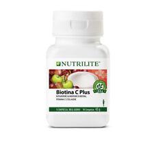 Biotina C Plus (90 compresse) NUTRILITE™ per la salute dei capelli e pelle AMWAY
