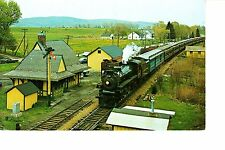 Great Meadows, NJ  Steam Train Of High Iron Company 1967