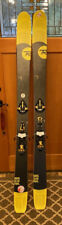 Marker Kingpin 13 with Rossignol Soul 7 Skis. AT touring skis. Barely used