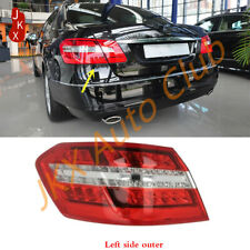 LH Outer Side LED Tail Light Assembly k For Mercedes Benz W212 E-Class 2009-13