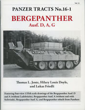 Panzer Tracts No.16-1 - Bergepanther