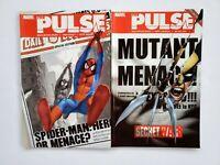 Marvel The Pulse TPB Vol 1 2 Spiderman Secret Wars X-Men Wolverine Thin Air 1st