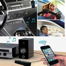 LKW Auto Bluetooth Musik Empfänger 3.5mm Aux Audio Adapter Für iPhone Samsung