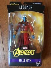 Marvel Legends Avengers Malekeith Cul Obsidian BAF Not Included