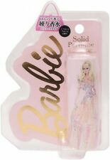 Barbie Solid Perfume Stick Fragrance Pink Innocent Fleur Japan Limited