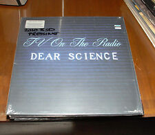 TV ON THE RADIO DEAR SCIENCE 2010 RSD PRESSING SEALED MINT RARE