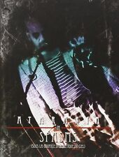 ATARAXIA Spasms DELUXE 2CD A5 DigiBook 2014 LTD.252