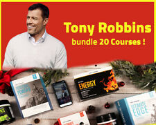Tony Robbins - FULL COLLECTION - (+20 Courses !) 🔥