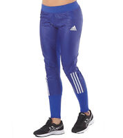 adidas Adizero Jogginghose funktionelle Damen Trainings-Hose Climaproof Violett