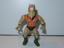 MOTU KO MANNIX 2-FACE MONSTERS 'KILLER CROC' 1990s GALAXY FIGHTERS RARE