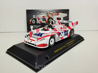 """SCX Scalextric Falcon Slot Cars 09003 Porsche 908/3 Turbo """"Jochen Dauer"""" Nº25"""