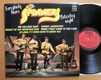 MFP 50339 The Spinners Saturday Night 1973 Stereo Vinyl NM