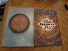 Bakugan  Binder with cards