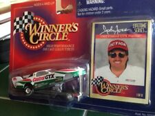 "JOHN FORCE ""CASTROL GTX"" 1/64 NHRA PONTIAC FUEL FUNNY CAR DIE CAST 1 OF 8"