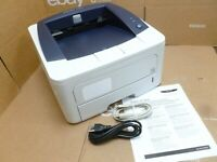 XEROX  Phaser 3250  Workgroup Laser Printer w/ Toner Page Count Under 25K