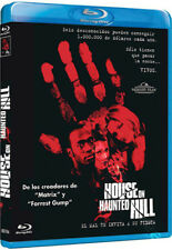 House on Haunted Hill NEW Cult Blu-Ray Disc William Malone G. Rush F. Janssen