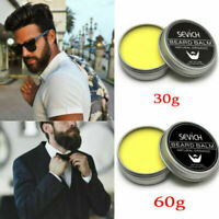 Natural Beard Balm Oil Care Beard Fast Growth Organic Moisturizing Conditioner S