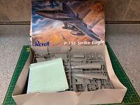 Revell F-15E Strike Eagle USA Fighter Plane Plastic Model Kit Scale 1/48 85-5511