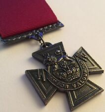 Full Size Replica Victoria Cross Medal since 1918. 100 Year Anniversary