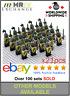 21 Minifigures Green Dragon Army Knights Castle Kings Toys - Block Custom UK