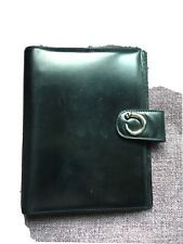 Authentic Cartier Must De black Agenda Organiser Filofax