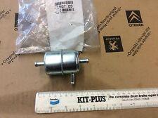 In Line Filtro Carburante in Metallo Pompa Pre Ideale Per Corse prende 10mm TALBOT 156723