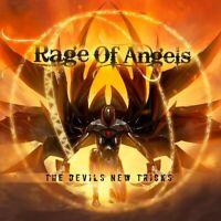RAGE OF ANGELS - DEVIL'S NEW TRICKS  CD NEW+