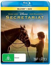 Secretariat (Blu-ray, 1920, 2-Disc Set)