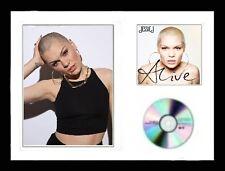 Jessie J / Limited Edition / Framed / Photo & CD Presentation / Alive