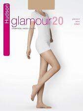 """Hudson """"Glamour 20"""" Strumpfhose glänzend B-Quality versch. Farben Gr. 38-40"""
