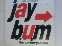 Jay B.U.M - The Underground