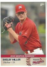 2012 MEMPHIS REDBIRDS TEAM SET COMPLETE MINOR LEAGUE AAA ST LOUIS CARDINALS
