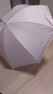 Burberry Pink Hose Embroidery Parasol _65475