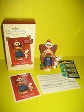 2002 Hallmark Maxine I Don't Do Jolly! Magic Talking Ornament Batteries Included
