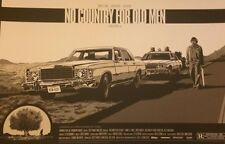 Mondo - Ken Taylor - No Country For Old Men - Poster Print  Coen brothers