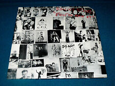"Sealed! ROLLING STONES ""Exile On Main St"" 1987 Press VINYL LP with BARCODE"