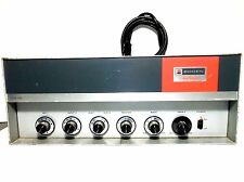 Bogen Challenger CHB-100 7868 100 Watt Mono PA Amplifier Guitar Harp Amp -AS IS
