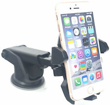 Easy One Touch 2 Car Mount Holder for iPhone 8 plus 7 6S Plus Samsung note 8 s8