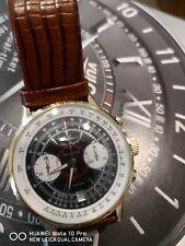 orologio POLJOT cronografo albatros pilota aviatore cal 3133 meccanico
