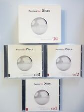COMPILATION -  PASSION FOR DISCO  -  (KMR 0221 2)  TRIPLO CD  42 TRACKS