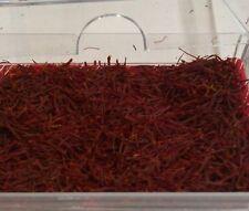 10x1g Safran Fäden  Döschen (10 gr) Saffron Filament  von Caviar-Brücke