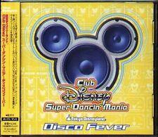 Club Disney Super Dancin' Mania Disco Fever - Japan CD - 15Tracks