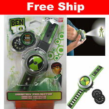 Christmas Hot Ben 10 Ten Alien Force Projector Watch Omnitrix Illumintator Toy