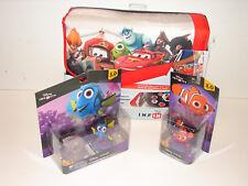 DISNEY INFINITY 3.0 Finding Dory Playset & Nemo Character  + Playzone Storage!!!