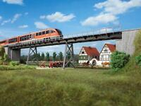 Auhagen Railroad Bridge 11430 HO Scale (suit OO also)