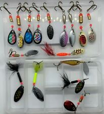Pontoon21 BC INDI-RAH #2 Spinners Trout, Perch, Pike, Salmon