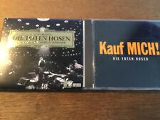 Die Toten Hosen [2 CD Alben]  Nur zu Besuch MTV Unplugged  + Kauf Mich