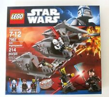 LEGO STAR WARS SET 7957 Sith Nightspeeder RETIRED NEW FACTORY SEALED